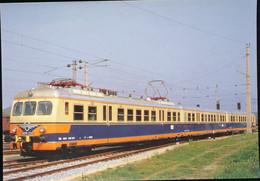 Serie 5001 A 5045 -- 150 Aniversario Del Ferrocarril En Austria  -- 5013 - Trains
