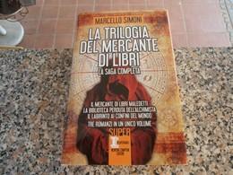 La Trilogia Del Mercante Di Libri - Marcello Simoni - Livres, BD, Revues