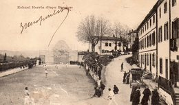 PAYS BASQUE - Sare - Partie De Pelote Au Rebot - Précurseur écrite 1904 - Em - Sonstige