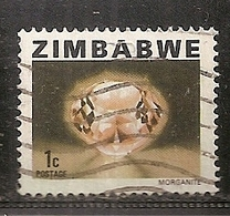 ZIMBABAWE OBLITERE - Zimbabwe (1980-...)