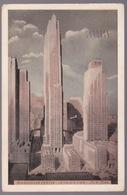 CPA   New York  Rockefeller Center - NY - New York