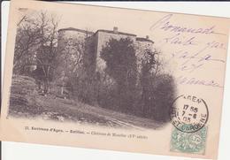 CPA - 33. ENV D'AGEN - ESTILLAC - Château De Montluc - Agen
