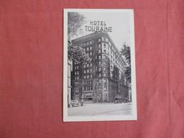 Hotel Touraine  Massachusetts > Boston   Ref 3035 - Boston