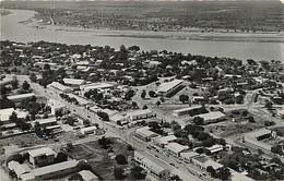 Pays Div : Ref M274- Tchad - Fort Lamy - Avenue Edouard Renard -vue Aerienne  - Carte Bon Etat - - Tchad