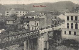 CPA Bosnie Herzégovine Cernica Mostar YT 32 CAD K U K Milit Post Mostar 7 XI 1907 - Bosnia And Herzegovina