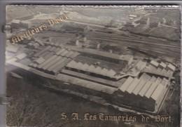 19---RARE---carnet De 5 Cartes---S.A.  Les Tanneries De BORT--( Carnet Meilleurs Voeur )--voir 7 Scans - Autres Communes