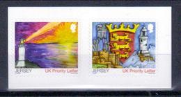 Jersey 'Leuchttürme' / Jersey 'Lighthouses' **/MNH 2015 - Phares