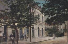 CPA Bosnie Herzégovine Mostar Hotel Bristol Feldpost CAD K U K Milit Post Mostar 1  10 IV 1917 Guerre 14 World War I - Bosnia And Herzegovina