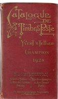 Catalogue    Monde     Yvert   1928    + 1250 P - France