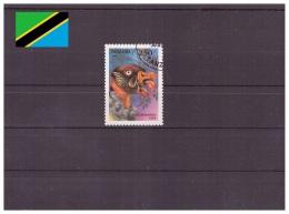 Tanzanie 1994 - Oblitéré - Oiseaux - Michel Nr. 1859 (tan243) - Tanzania (1964-...)