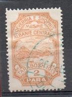 ALBANIA  MESME ALBANIA CENTRALE  TARABOSCH 1913  2 PARA - Albania