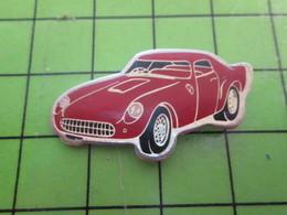 SP01 PIN'S PINS / Rare Et De Belle Qualité / THEME AUTOMOBILE / PETITE FERRARI ROUGE ANNEES 50/60 - Ferrari