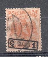 ALBANIA  1922  2 Q. Effige Con Sprastampa - Albania