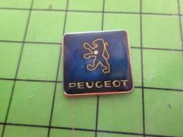 SP03 PIN'S PINS / Rare Et De Belle Qualité / THEME AUTOMOBILE / LOGO DE LA MARQUE PEUGEOT DANS LES ANNEES 90 LION DE SOC - Peugeot