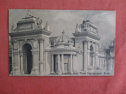 Liberal Arts From Government Bldg. Ref 3035 - Postcards