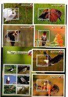 MALAWI, 2018, BIRDS, S/S+6 M/S. MNH** NEW! - Unclassified