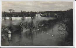Photo Cpa -Inondation Wilno- Art: J.Lozinski - Pologne