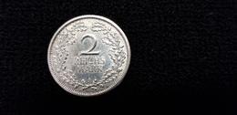 ALLEMAGNE Pièce De Monnaie Allemande 2 REICHS MARK 1926 A DEUTSCHES REICH ( Aigle Allemand ) Argent - Allemagne