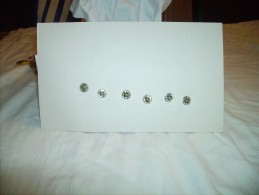 -  JOMMEKE  ! ! ! ! ! ! 6 ORIGINELE  JOMMEKES  PINS - BD