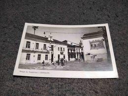 ANTIQUE PHOTO POSTCARD PORTUGAL SARDOAL - PRAÇA DA REPUBLICA - CIRCULATED 1971 - Santarem
