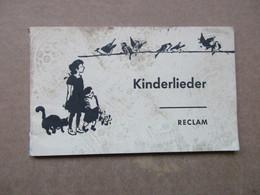 Kinderlieder / éditions De 1959 - Livres, BD, Revues
