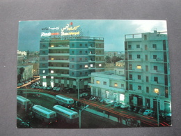 CPSM LIBYE - TRIPOLI - SQUARE DU 9 AOUT - Libya