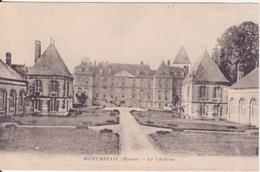 CPA - MONTMIRAIL - Le Château - Montmirail