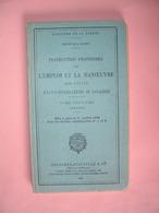 MILITARIA Brochure L'emploi Et La Manoeuvre Des Unités D'autos-mitrailleuses De Cavalerie 1928  2scans - Documents