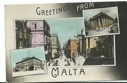 Malte Greetings From Malta - Malte