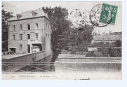 Criel-Sur-Mer   Le Moulin    243 Ll  Circulée En 1909 - Criel Sur Mer