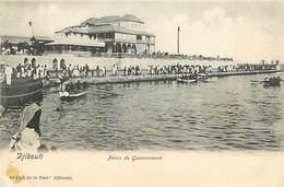 Pays Div : Ref M231- Afrique -  Djibouti - Palais Du Gouvernement  - Carte Bon Etat - - Djibouti