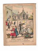 Cahier école,  1903, Complet, Illustration Exposition Universelle Paris 1900  TTTB état - Blotters