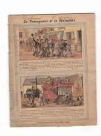 """Cahier école,  1906, Complet, Illustration  Batteuse Agricole """"la Prévoyance Et La Mutualité""""   TB état - Blotters"""