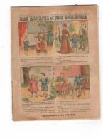Cahier école,  Début XXe, Complet, Illustration Nos Bambins Bambines  Félix Rey DIJON   état Voir Scan - Blotters