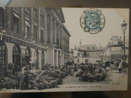 BZ - 51 - REIMS - Le Marché Aux Fleurs - Place ROYALE - Reims