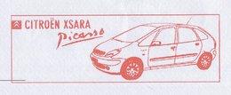 Meter Cover France 2003 Car - Citroën Xsara Picasso - Auto's