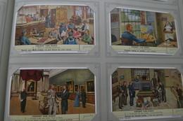 Album Liebig 1955 ?  Très Frais 50 Pages Remplies D'images LIEBIG - Liebig