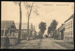 SCHELDEWINDEKE   HOUTHANDEL A.HUL - Oosterzele