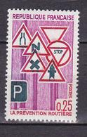 N° 1548 Prévention Routière: Un Timbr Neuf Impeccable Sans Charnière - Unused Stamps