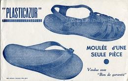 BUVARD PLASTICAZUR Chaussure - Shoes