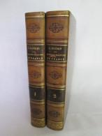 GUERIN – Histoire Maritime De La France [2/2 Vols In-4 Relié EO Ill 1843] - Books, Magazines, Comics