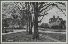 Oxenwood, Wiltshire, C.1940s - Postcard - England