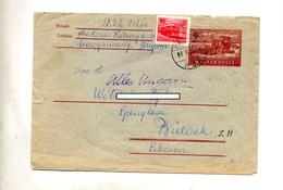 Lettre Entiere 60 Batteuse + Bus Cachet - Postal Stationery