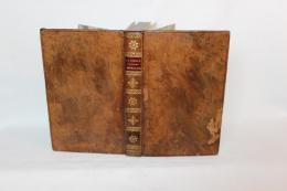 DE LA CAILLE Abbé - Leçons D'astronomie [in-8 Relié 1780 Planches] - Livres, BD, Revues