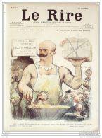 LE RIRE-1901-370-JOURNAL HUMORISTIQUE-SANCHA,LEANDRE,GUYDO,FAIVRE - Books, Magazines, Comics