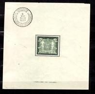 Belgique Bloc-feuillet YT N° 2 Oblitéré. B/TB. A Saisir! - Blocks & Sheetlets 1924-1960