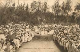 Pays Div : Ref M218- Madagascar - Pays Betsileo - Chanteurs  - Carte Bon Etat  - - Madagascar