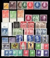 Berlin Belle Collection Neufs ** MNH 1948/1955. Bonnes Valeurs. TB. A Saisir! - Nuovi
