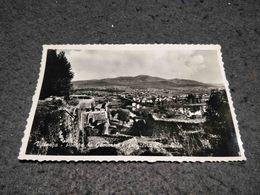 ANTIQUE PHOTO POSTCARD PORTUGAL VALENÇA - PORTAS DA GAVIARRA E FRONTEIRA ESPANHOLA - CIRCULATED 1966 - Viana Do Castelo