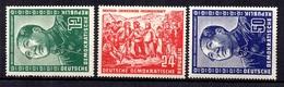 Allemagne/RDA Série Mao YT N° 38/40 Neufs ** MNH. TB. A Saisir! - [6] Repubblica Democratica